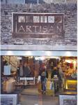 �Artisan� sign for Booths new flagship store in Kendal.