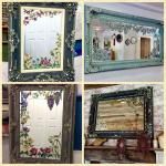 These mirrors are all sold but I work to commission so would love to hear from you with any enquires you might have.